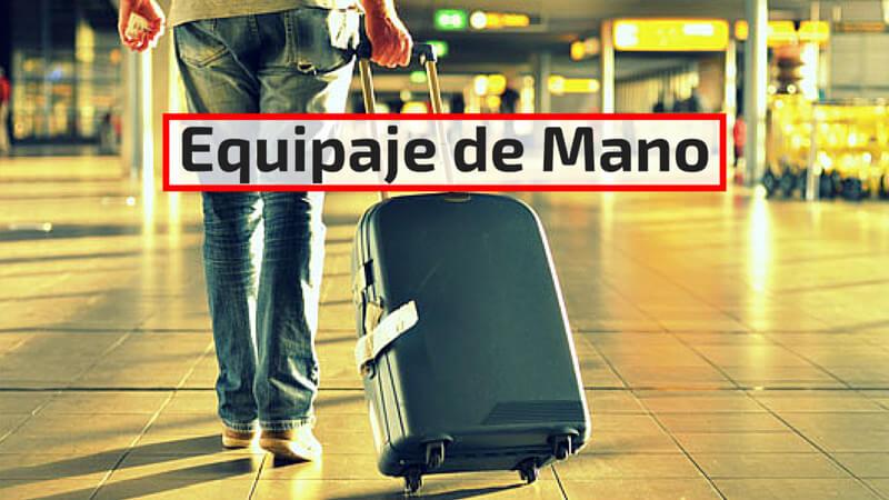 Equipaje de Mano Homepage