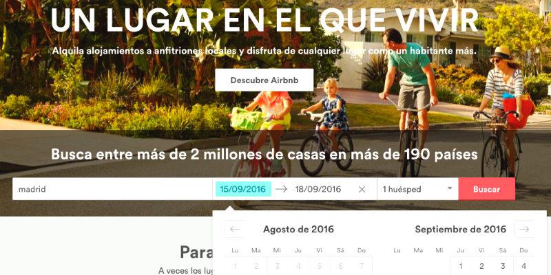 alojamiento Airbnb