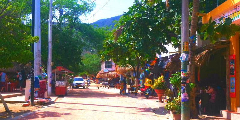 Taganga Santa Marta