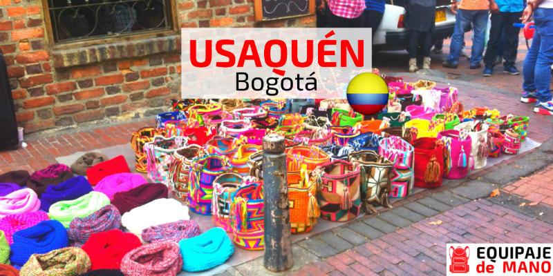 Mercado Usaquen Bogota