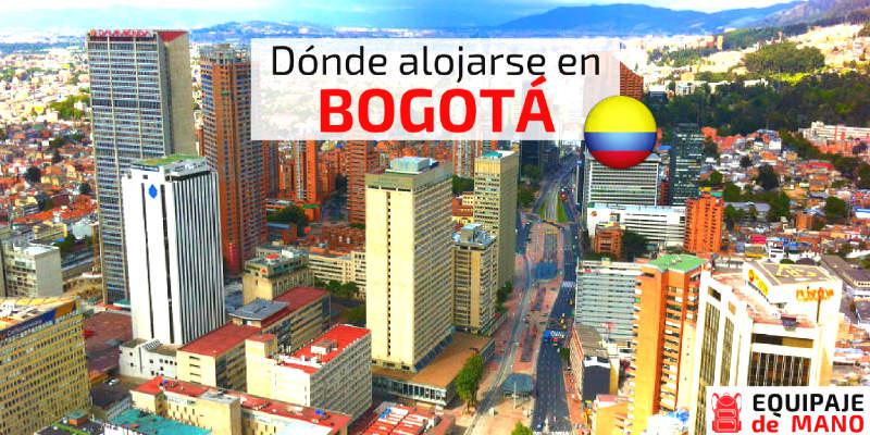 Donde Alojarse en Bogota Colombia