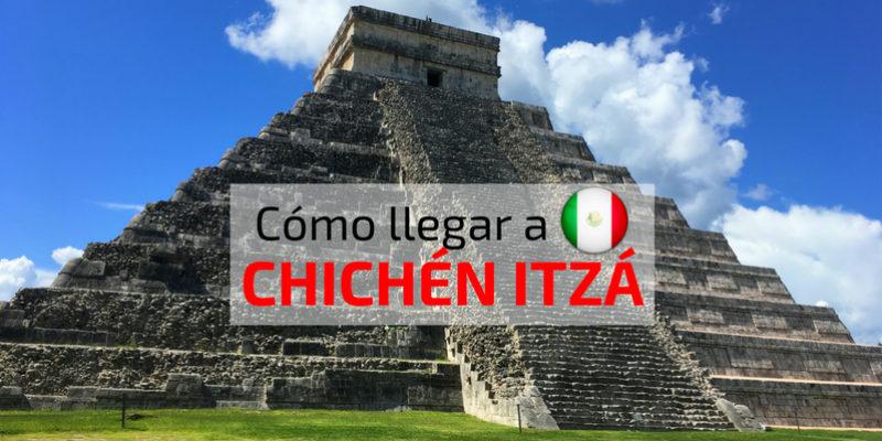 Cómo Llegar A Chichén Itzá Por Tu Cuenta Transporte Horarios Y Precios