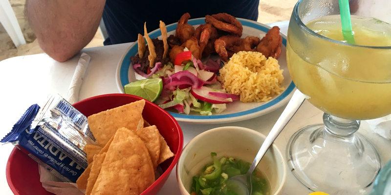 Restaurante Isla mujeres