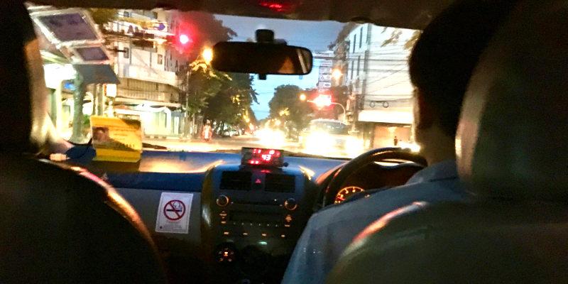 Como llegar desde el Aeropuerto Suvarnabhumi hasta Bangkok