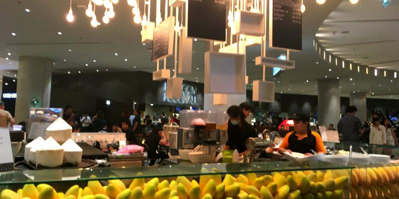 Plazoleta de comidas Bangkok