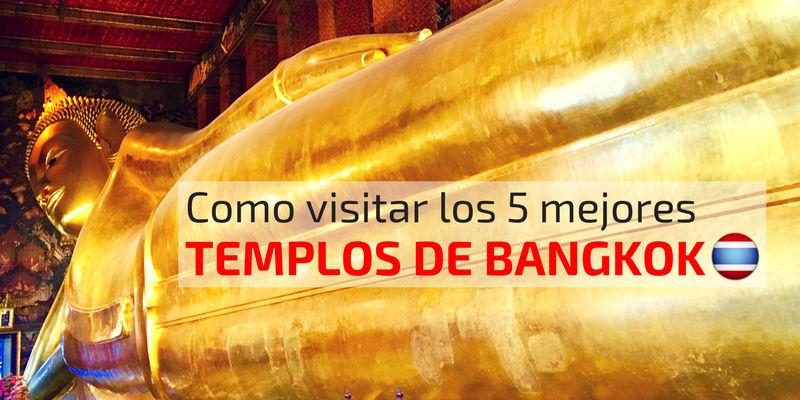 Templos budistas bangkok