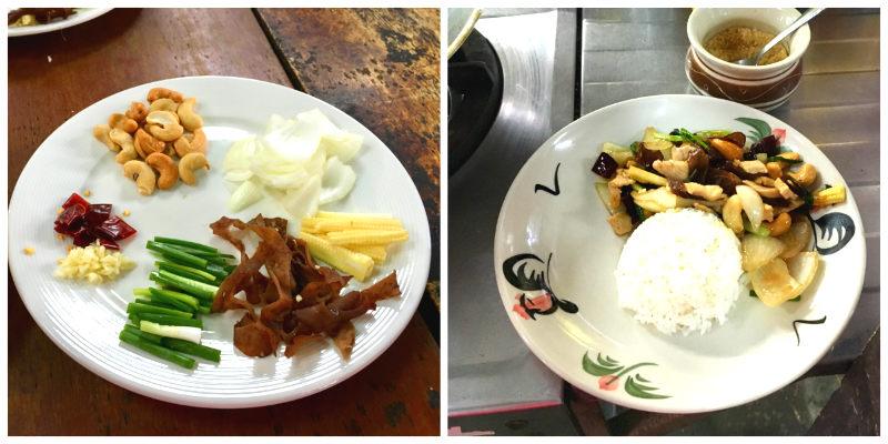 Clase de cocina tailandesa Chiang Mai