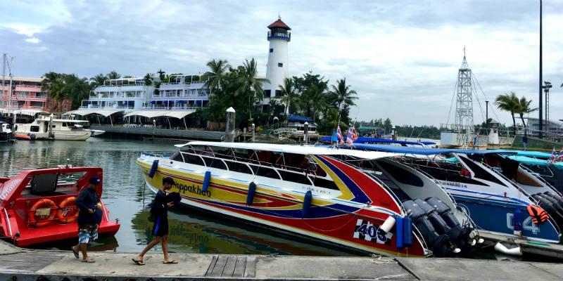 Excursion Phi Phi
