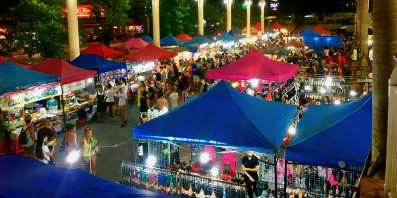 Mercado Phuket