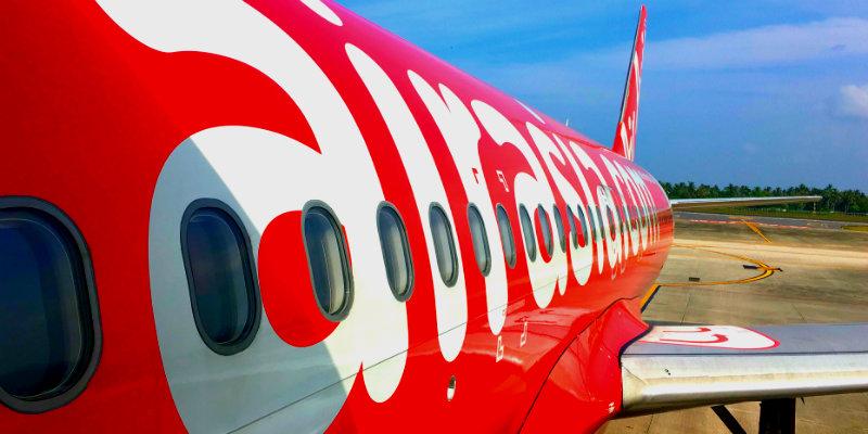 vuelos internos Tailandia