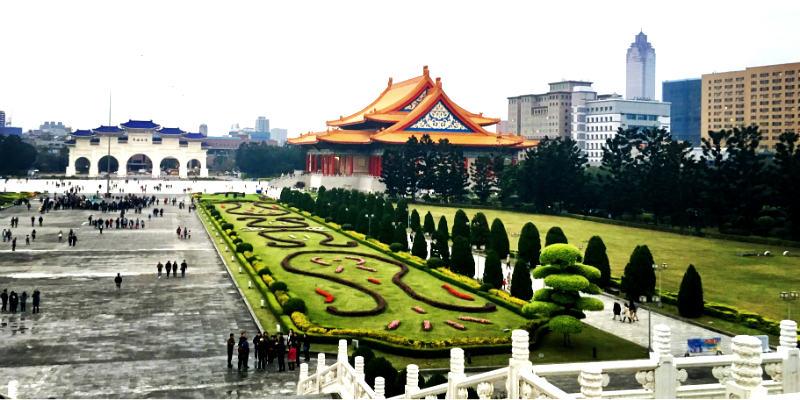 Capital de Taiwan