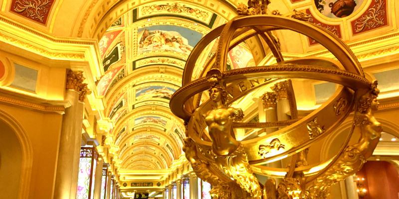 Hoteles en Macao