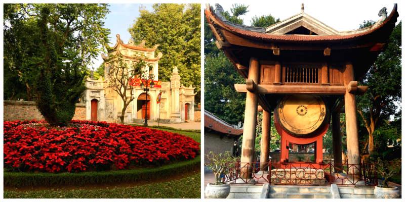 Hanoi que ver