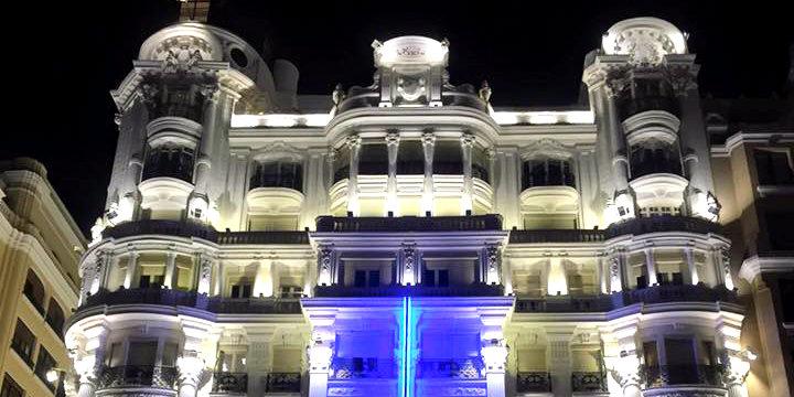 Hoteles d nde dormir en madrid los mejores alojamientos en madrid - Hoteles con piscina climatizada en madrid ...