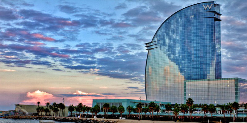 Mejores hoteles Barcelona