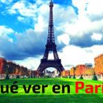 Que ver en Paris en 4 dias