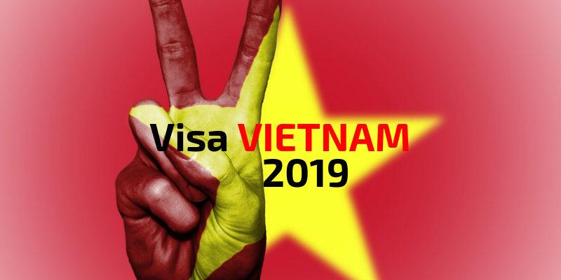 Visa para Vietnam 2019