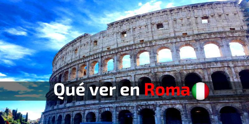 Que ver en Roma en 3 dias