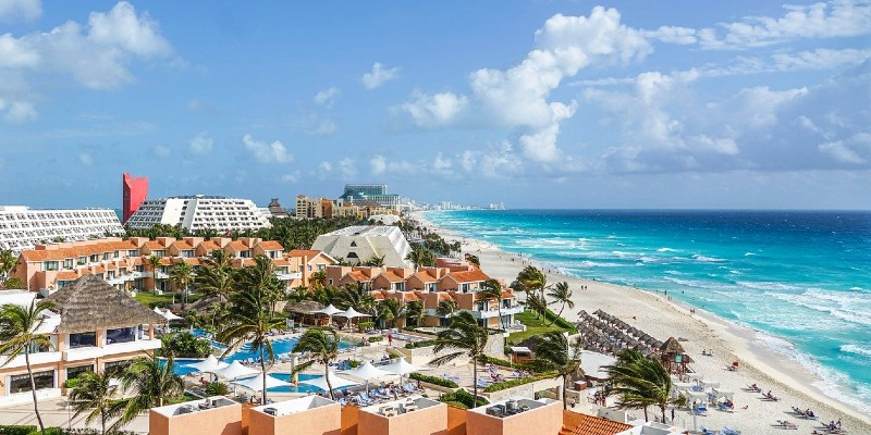 hotel en Cancun todo includo